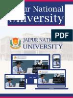 JNU Prospectus 2014-15