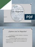 Trabajo de Los Mapuches