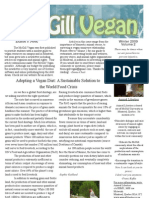 The McGill Vegan, Issue 2, Winter 2009