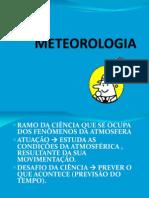 Conteúdo Da Primeira Avaliação Agroclimatologia e Meteorologia e Climatologia (1)