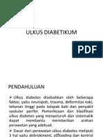 PPT ULKUS DIABET