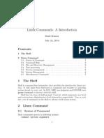 Linux textbook