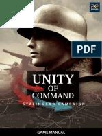 UoC Manual (Single Page)