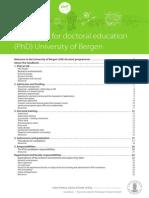 Handbook Phd Uib 1