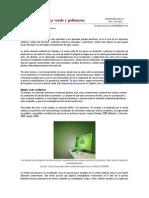 Química Verde y Polímeros