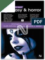 The Year's Best Fantesy&Horror.vol.1.v.1.0