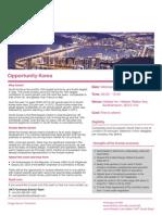 Opportunity Korea