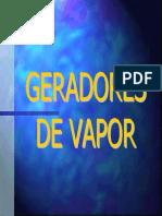 Gerador de Vapor - Apres.