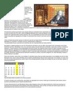 História Da Tabela Periódica