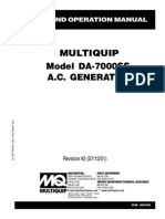 dca25 150 service manual insulator electricity electric power rh pt scribd com Generator Diagram Generator Connection Diagram