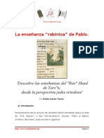 Pablo Saulo de Tarso
