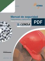 Putzmeister_Bombas de Hormigon_Manual de Seguridad_COMSA