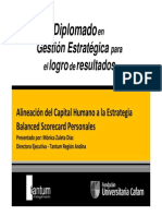 Balanced Scorecard Personales e Incentivosimpresion