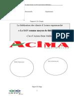 Rapport Acima
