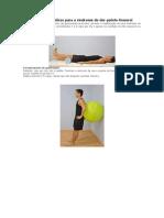 Exercícios Terapêuticos Para a Síndrome de Dor Patelo