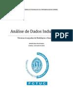 Analise de Dados Industriais