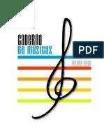 Caderno de Musicas Gospel