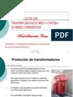 2.4 Proteccion de Transformadores Contra Sobrecorrientes