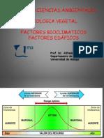 7. Ecología Vegetal