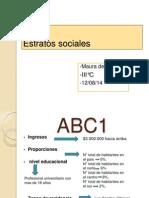 Estratos Sociales 2.0