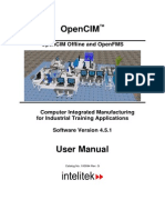 100094-G OpenCIM User Manual Ver4.5.1