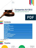 Presentation_on_companies_act2013 - K C Mehta