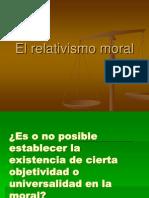 elrelativismomoral ppt