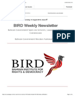 BIRD Newsletter #7