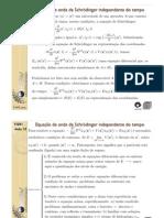 Equação de Onda de Schrödinger