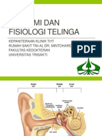 Anatomi Telinga Tht 1