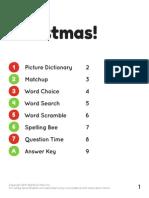 Christmas Vocabulary.sproutenglish