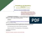 Decreto 6.577 de 25 Set 2008 FAP