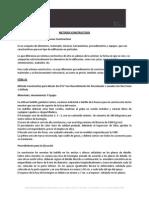 METODOS CONSTRUCTIVOS