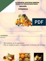 Semana 3 Vitaminas