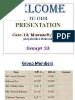 Case presentaion