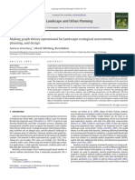 Making Graph Theory Operational for Landscape Ecological Assessments Planning and Design