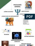 Resumen Psicologia General 2013