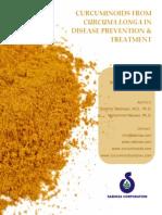 Curcuminoids From Curcuma Longa in Disease Prevention and Treatment