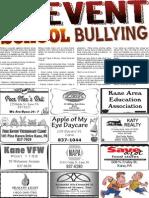 Prevent School Bullying