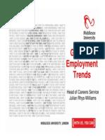 Graduate Employment Middlesex