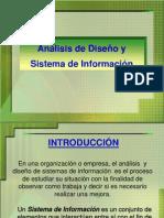 Analisis Diseno y Sistema Informacion