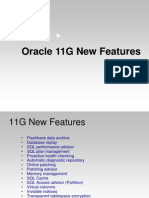 11g New Features