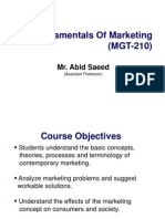 FOM Lecture 1