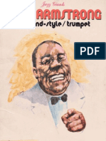 Louis Armstrong (for Trumpet)