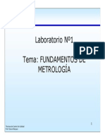 Tema 1 Lab. Fundamentos de Metrologia