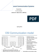 Personal Communication Systems