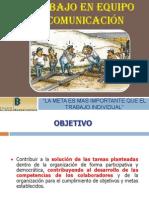 TRABAJO-EN-EQUIPO -COMUNICACION.ppt