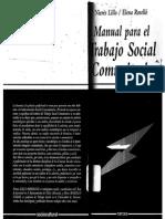 220111849 Manual Para El Trabajo Social Comunitario