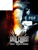 Ante Christ Tome 1 - Kyrian Malone et Jamie Leigh