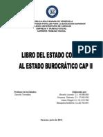 Trabajo Del Estado Burocrático Al Estado Comunal